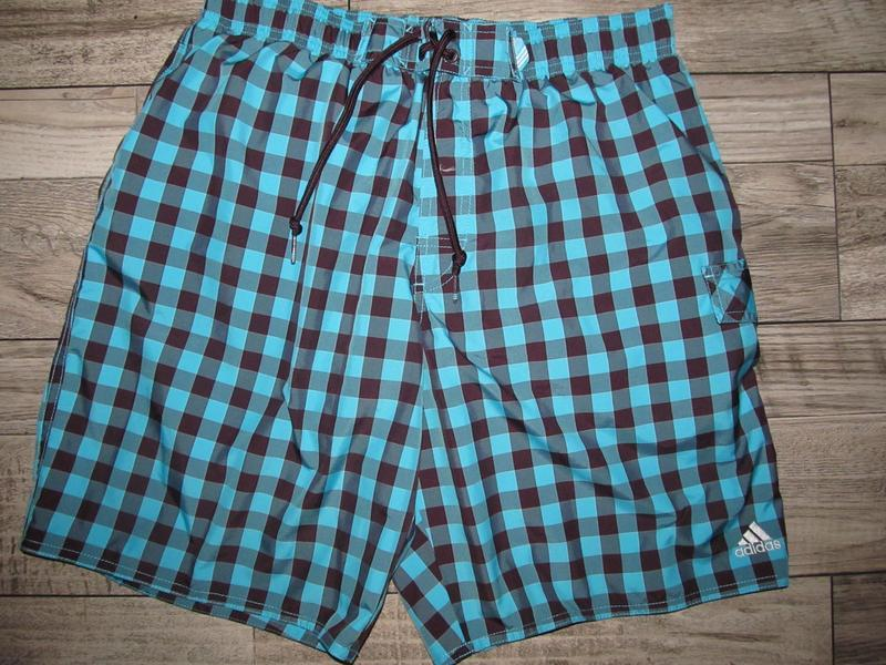 Мужские шорты adidas check short sl р. м