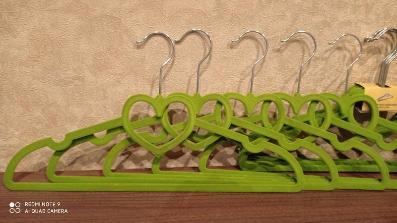 Вешалки велюровые плечики тремпеля бархатные 40 см