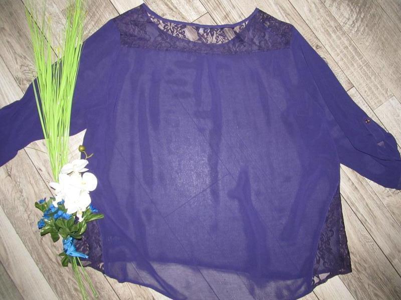 Красивенная блуза от f&f р.20