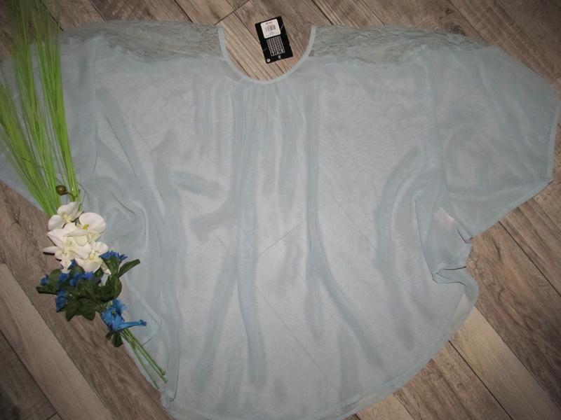 Красивенная блуза от atmosphere р. 16 - Фото 2