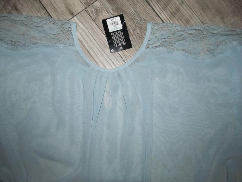 Красивенная блуза от atmosphere р. 16 - Фото 3