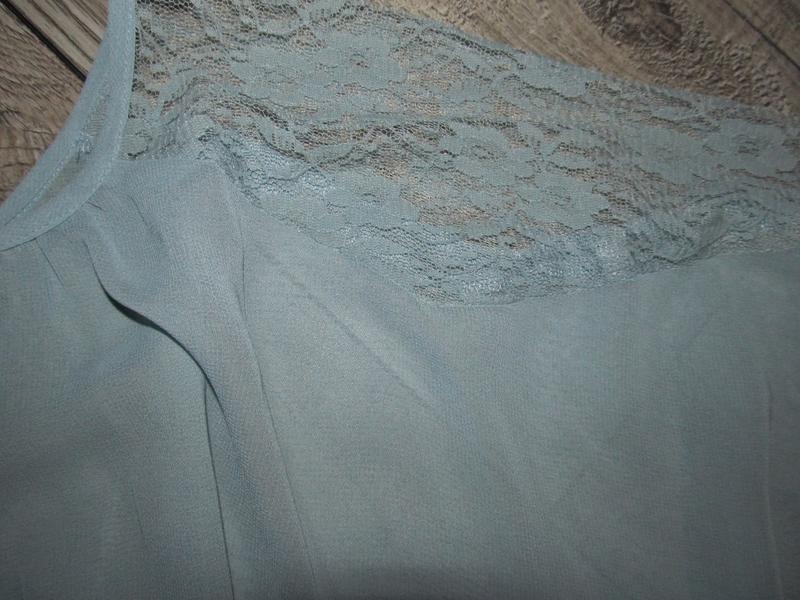 Красивенная блуза от atmosphere р. 16 - Фото 4