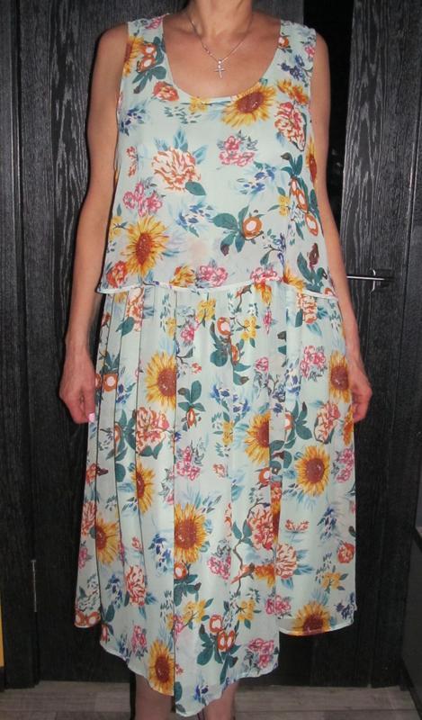 Платье asos р.uk 20