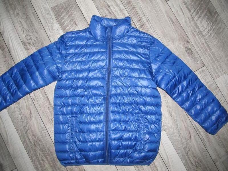 Стеганая деми куртка feel x  рост 152