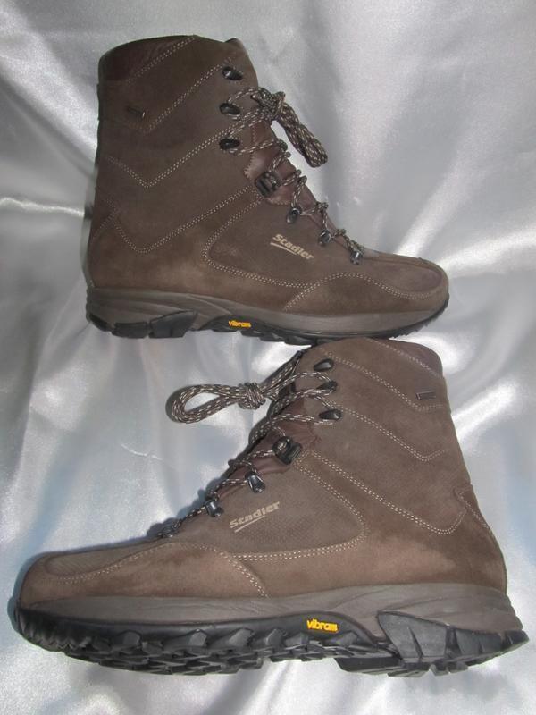Зимние  водонепроницаемые ботинки stadler fieberbrunn  р.9 -28см