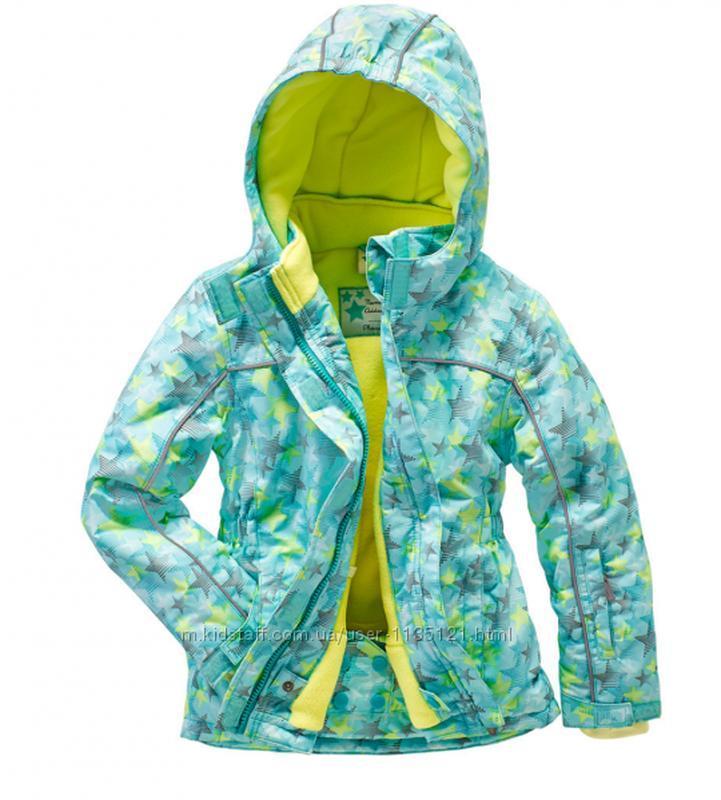 Термо куртка topolino р. 116