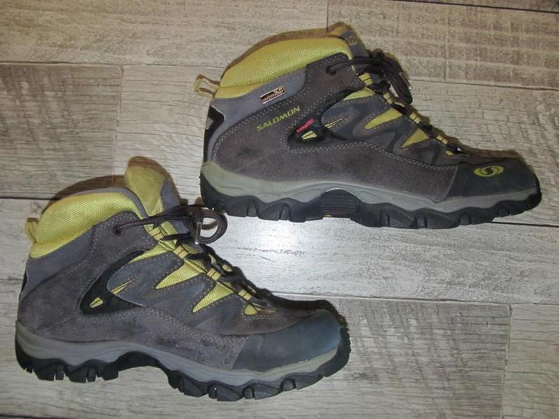 Ботинки salomon  38 р
