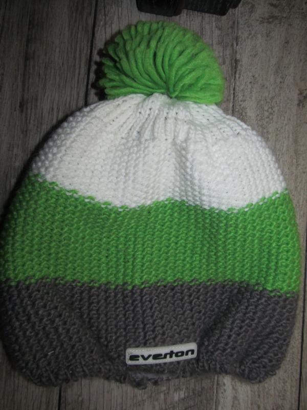 Стильная шапочка everton р. one size