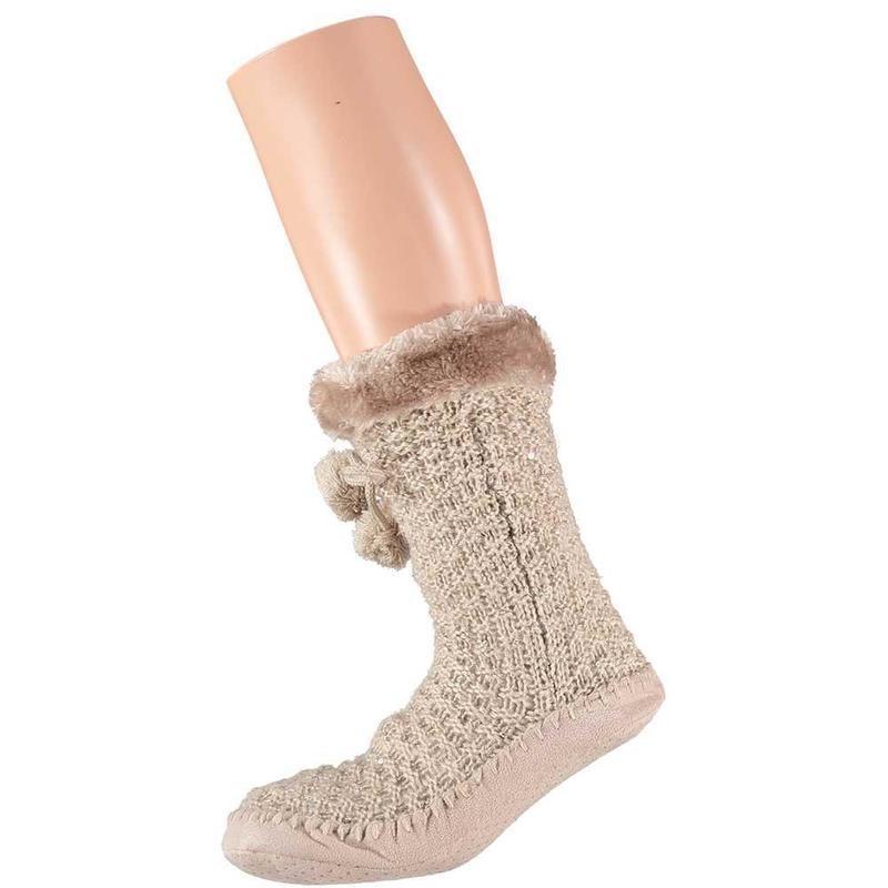 Домашние носки cапожки  apollo cosy homewear р. 40-42