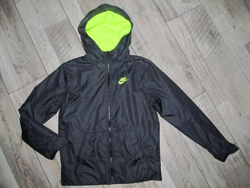 Куртка ветровка nike р.  10-12 лет