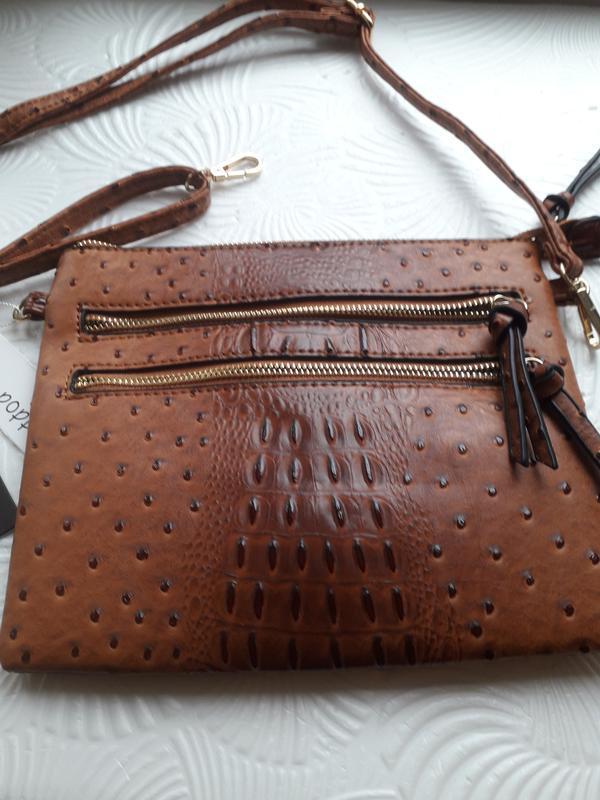 Женская сумка кросс-боди c длинной ручкой