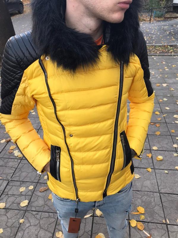 Зимова куртка косуха