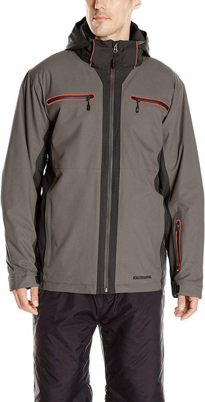 Продам мужскую лыжную куртку boulder gear оригинал новая приве...