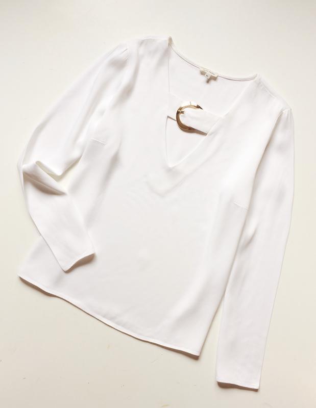 River island блуза с декоративной пряжкой