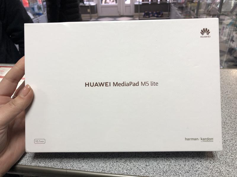 Планшет Huawei MediaPad M5lite