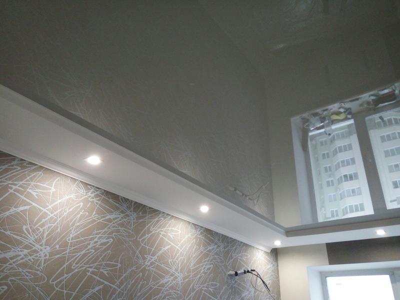 Натяжные потолки - Фото 5
