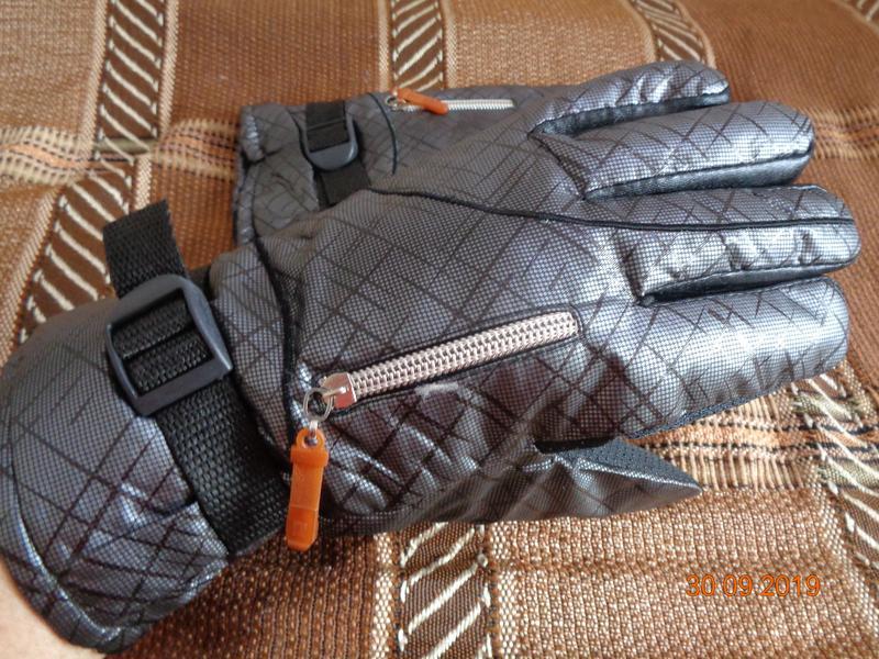 Отличные теплые мужские перчатки 2 цвета. акция до 25,11