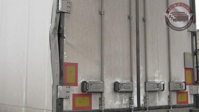 Ремонт дверей фургона в Днепропетровске