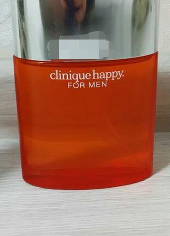 Happy clinique мужская туалетная вода 100мл