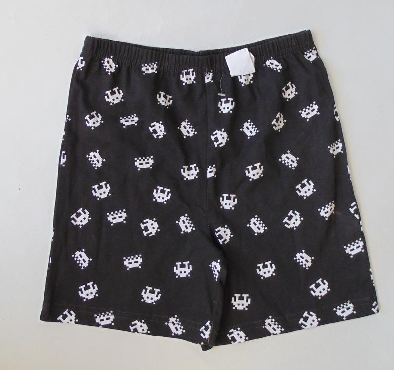 Пижамные шорты primark 7-8 л