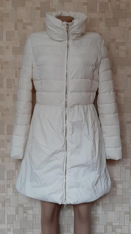 Стильное пальто-куртка oodji