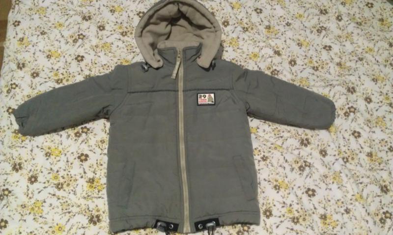 Демисизонная курточка,рост 98 см