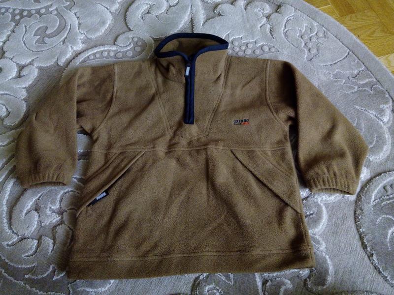Теплая флисовая кофта,реглан,джемпер 7-8 лет,55 грн