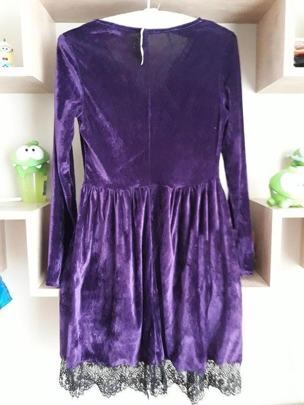 Красивенное велюровое платье xs/s,115 грн