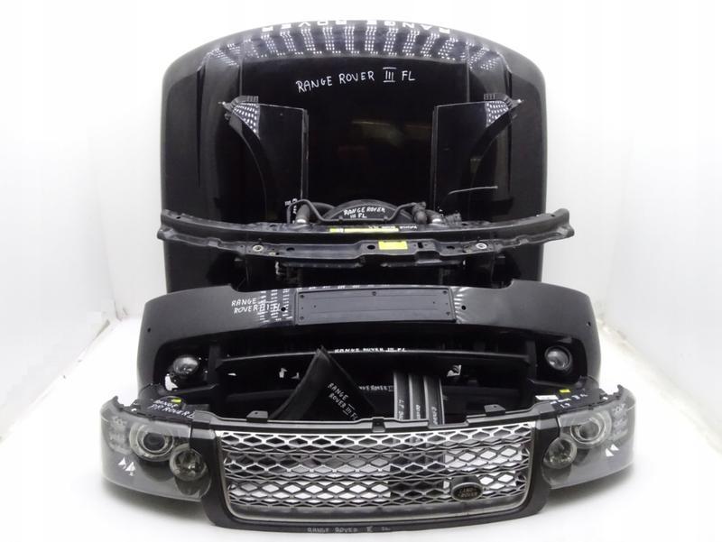 Б/у Передняя панель Range Rover Vogue