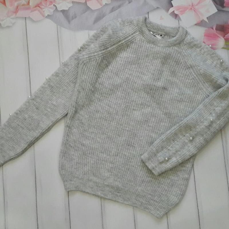 Модный свитерок для девочки