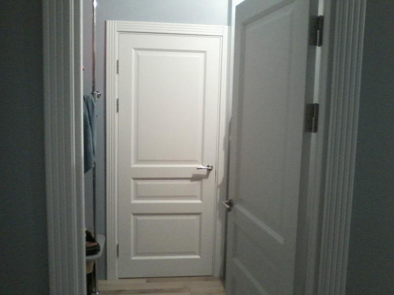 Установка межкомнатных дверей - Фото 5