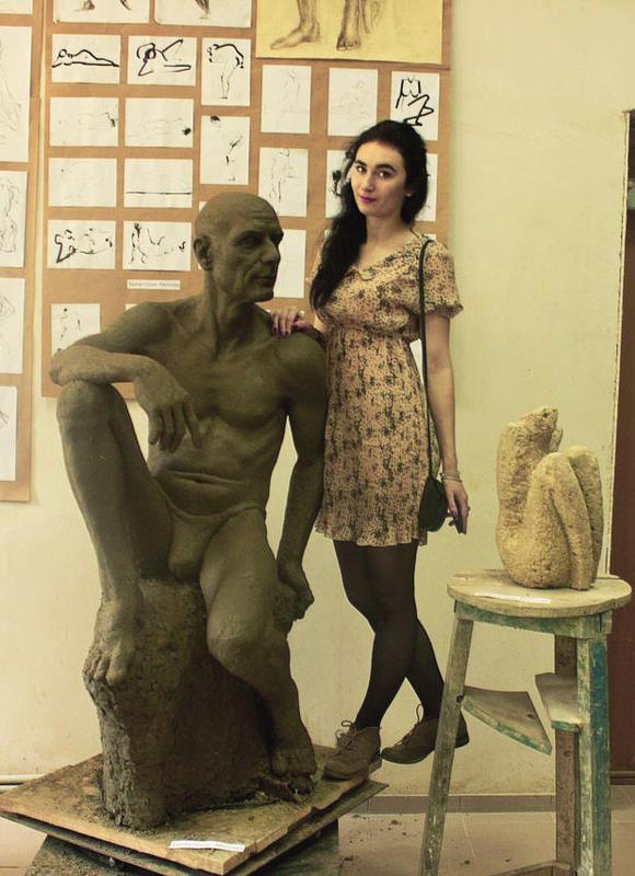 Репетитор по рисованию, живописи, скульптуре - Фото 2