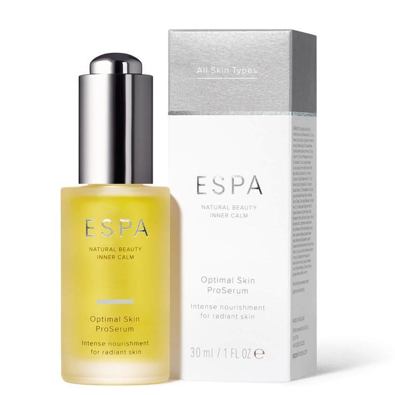 Роскошная питательная масло сыворотка espa optimal skin proser...