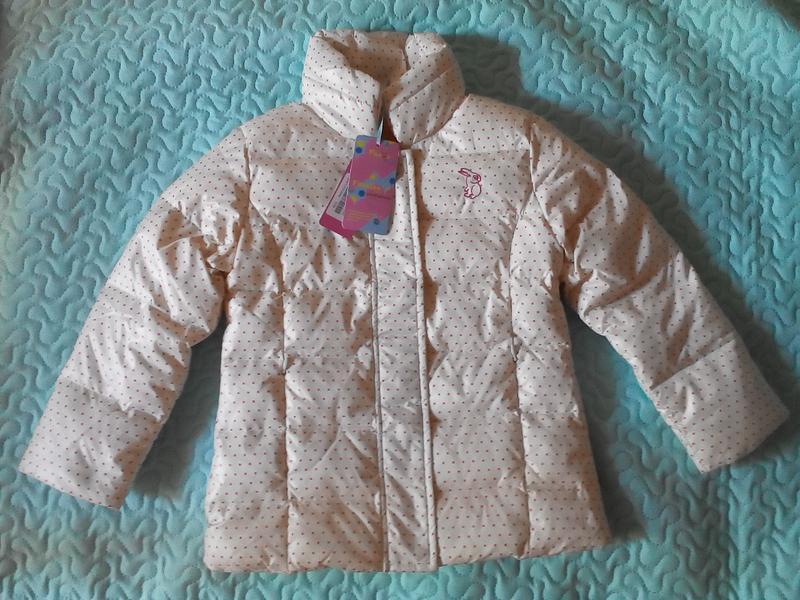 Куртка парка focus kids