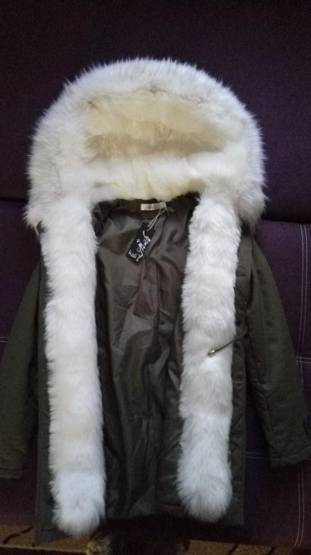 Куртка парка k.zell