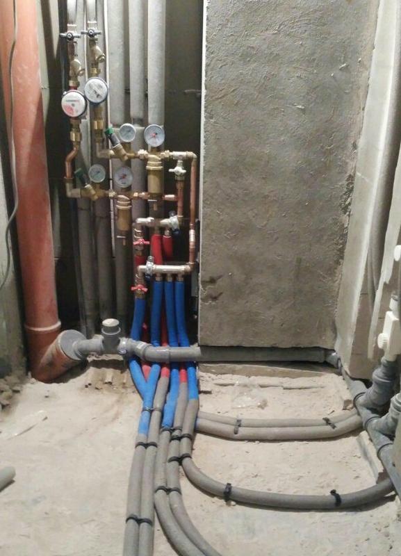 Монтаж/замена канализации и водопровода - Фото 3