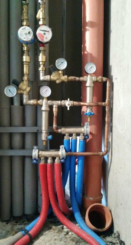 Монтаж/замена канализации и водопровода - Фото 4