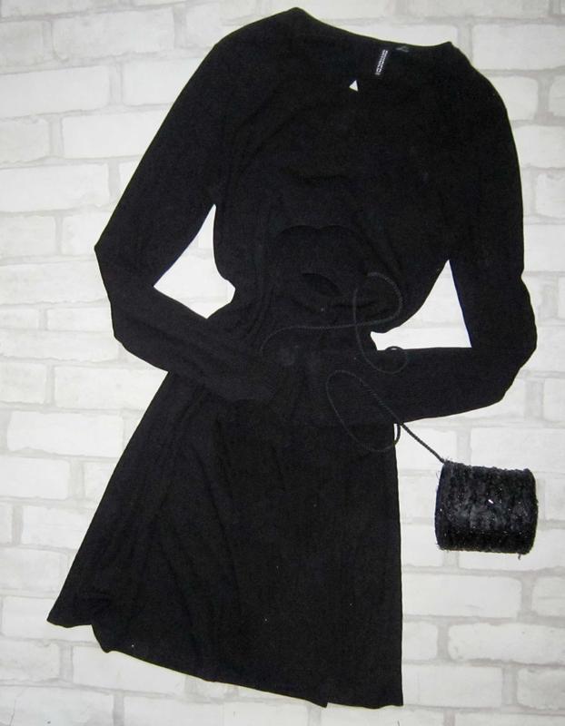 20-21 ноября акция,-30 % от цены на сайте!базовое платье в рубчик