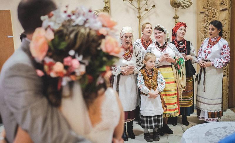 Автентичні українські народні пісні для будь-якої події!