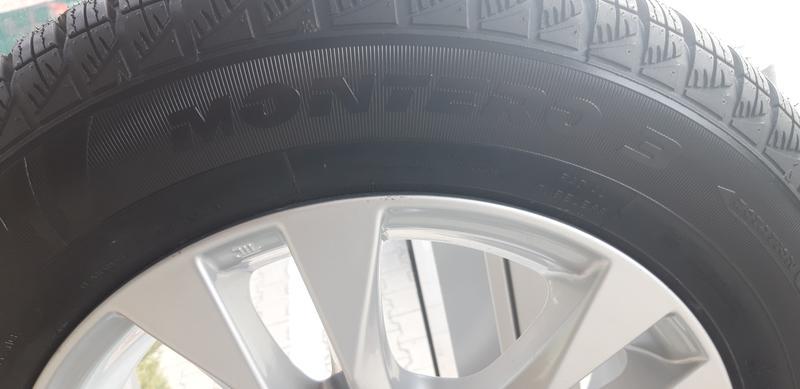 Зимові шини 4 шт