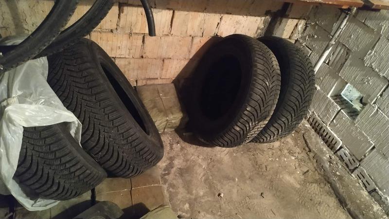 185/65 R14 Hankook Winter I*Cept RS2 шини зимові - Фото 10