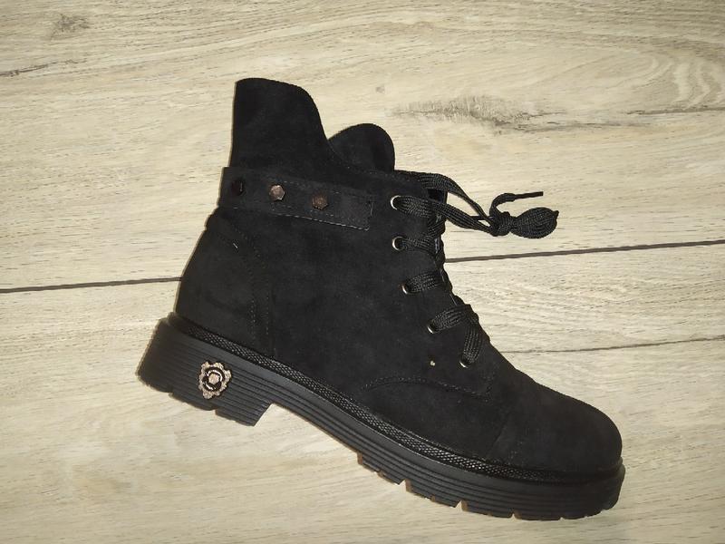 Евро зима женские ботинки зимняя сапоги жіночі полуботинки