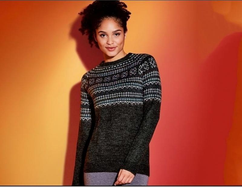 Теплый свитер джемпер esmara