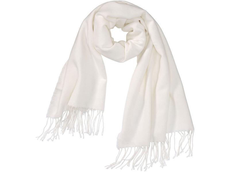 Женский тёплый мягкий шарф шаль от esmara
