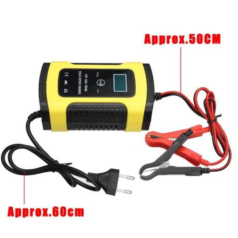 Импульсное зарядное устройство для автомобильного аккумулятора - Фото 3