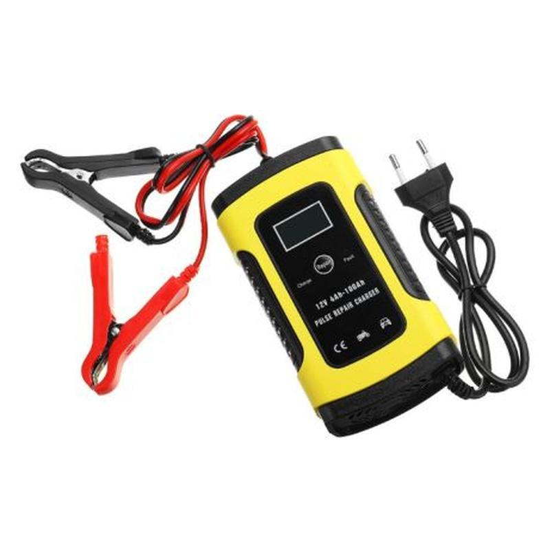 Импульсное зарядное устройство для автомобильного аккумулятора - Фото 4