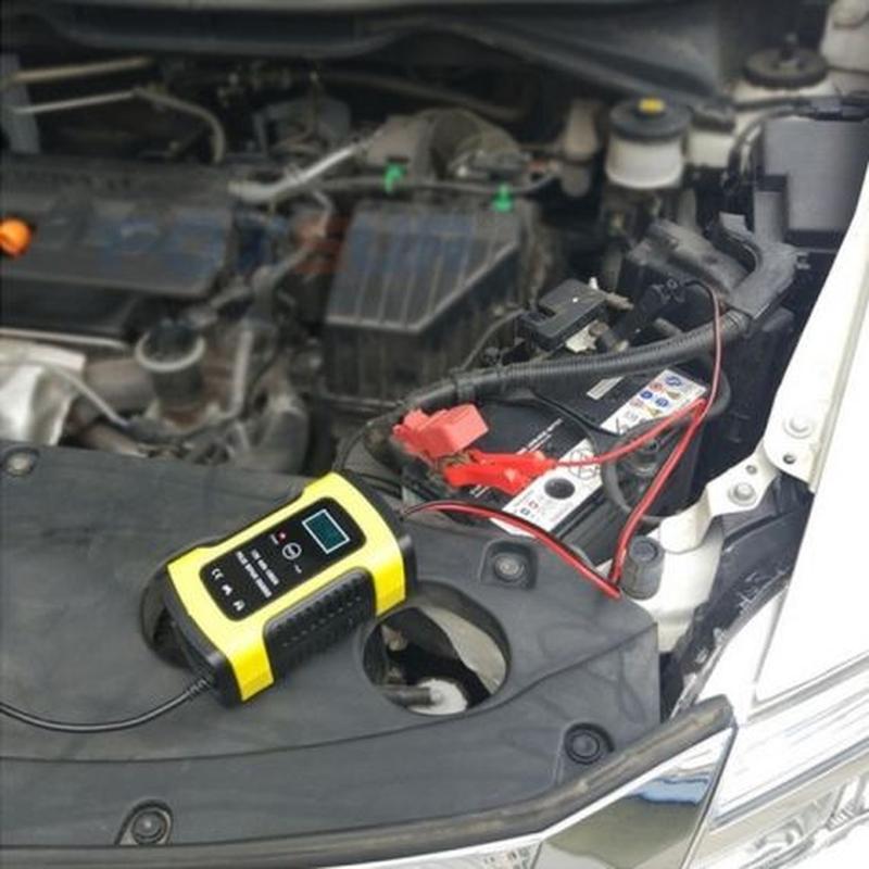 Импульсное зарядное устройство для автомобильного аккумулятора - Фото 7