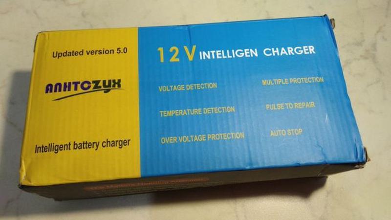 Импульсное зарядное устройство для автомобильного аккумулятора - Фото 8