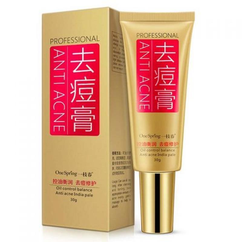 Лицакрем для лица анти акне onespring anti acne (30мл)