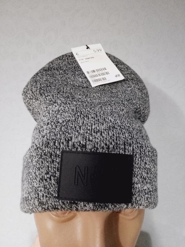 Модная шапка, теплая шапка nyc